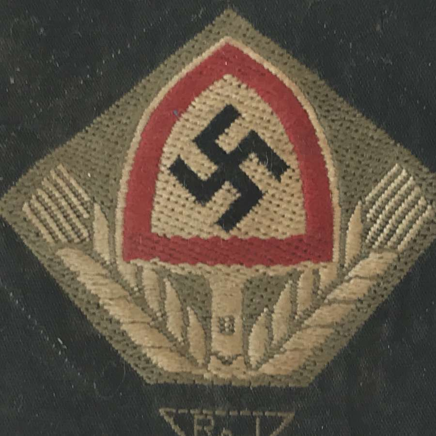WWII German Cloth and Insignia