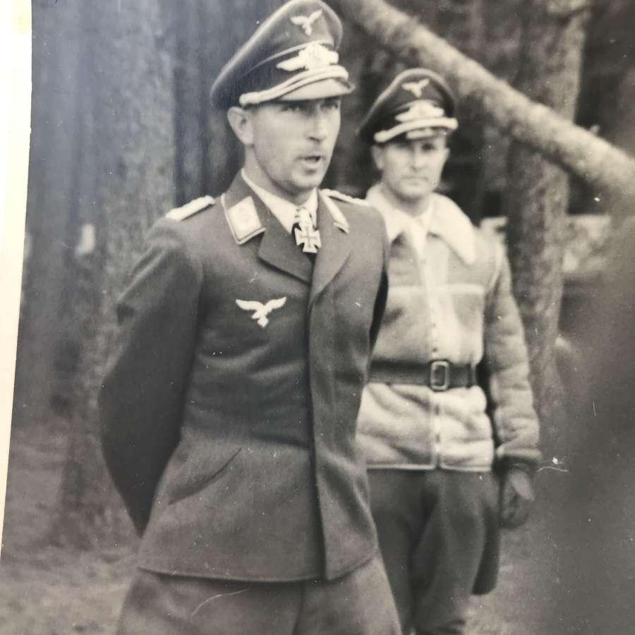 Photo of Werner M0lders