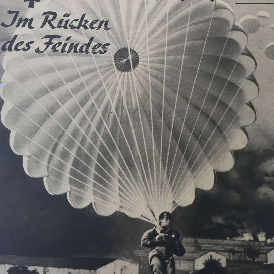 A copy of the Luftwaffe Alder magazine dated August 1940