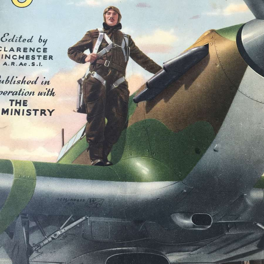 The Kings air force magazine 1939