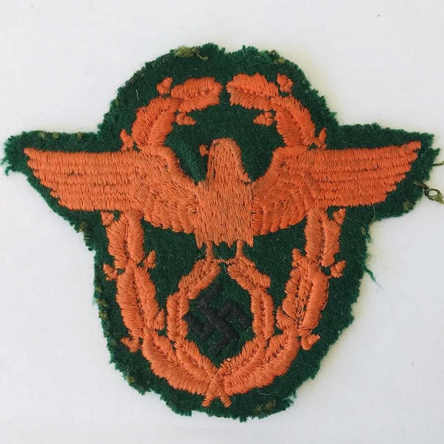 German police army Eagle