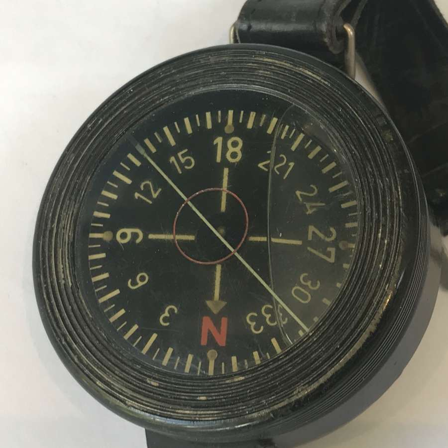 Luftwaffe AK 39 wrist compass First pattern