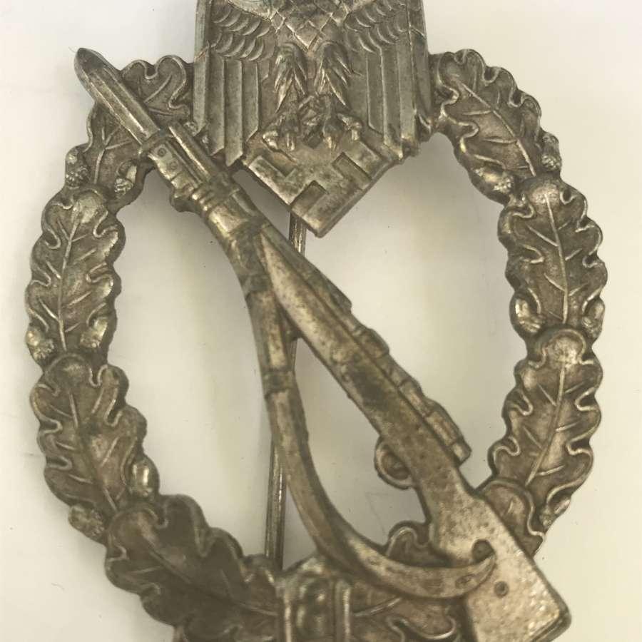 German infantry assault badge mid war production