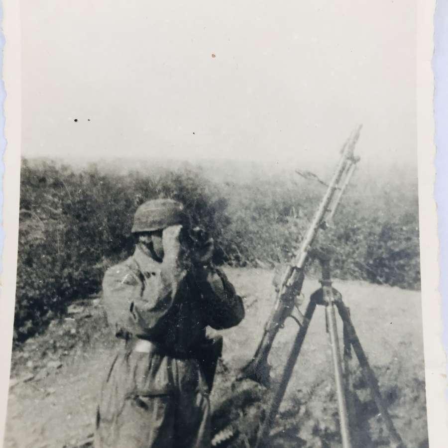 Fallschirmjager  on Crete 1941