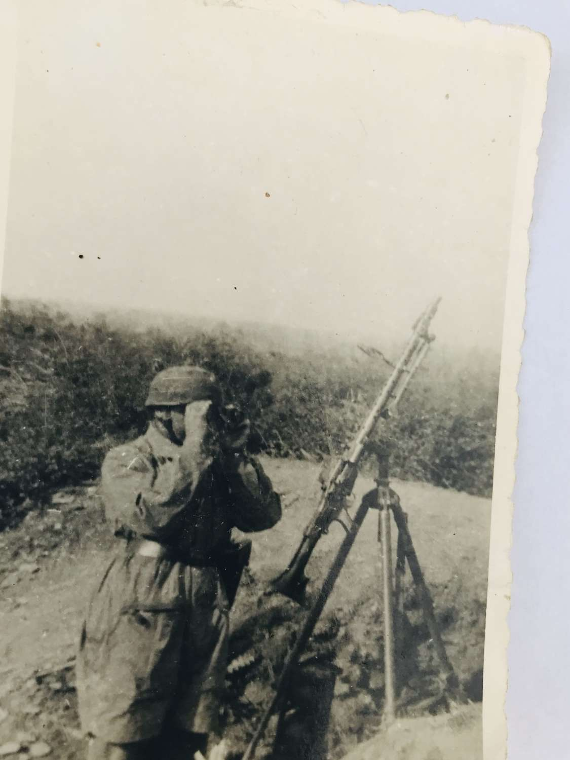 Fallschirmjager  on Crete 1941