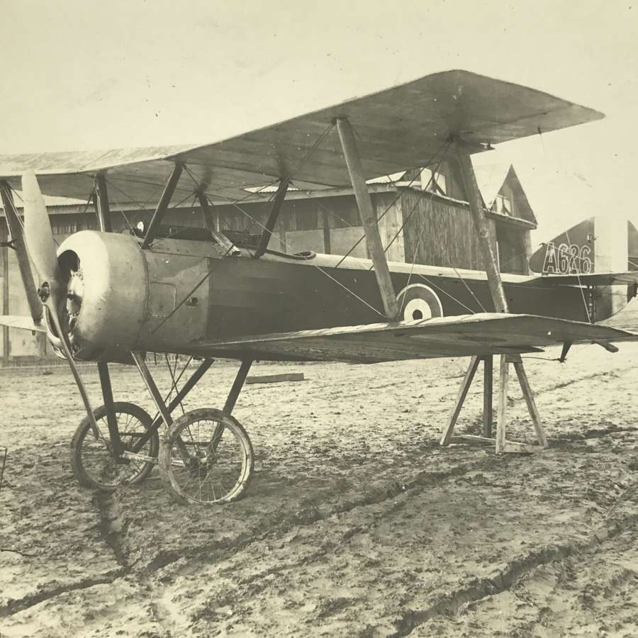 An image of a Sopwith Pup