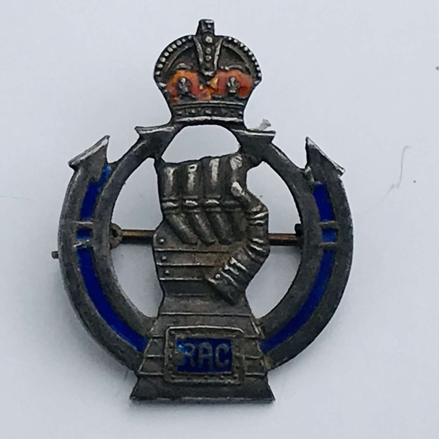 Royal armoured Corps sweetheart brooch