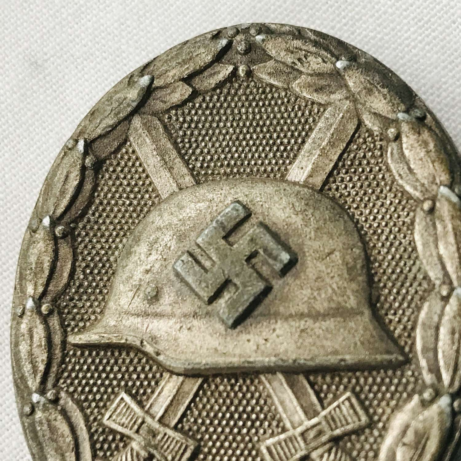 Sliver wound badge unmarked