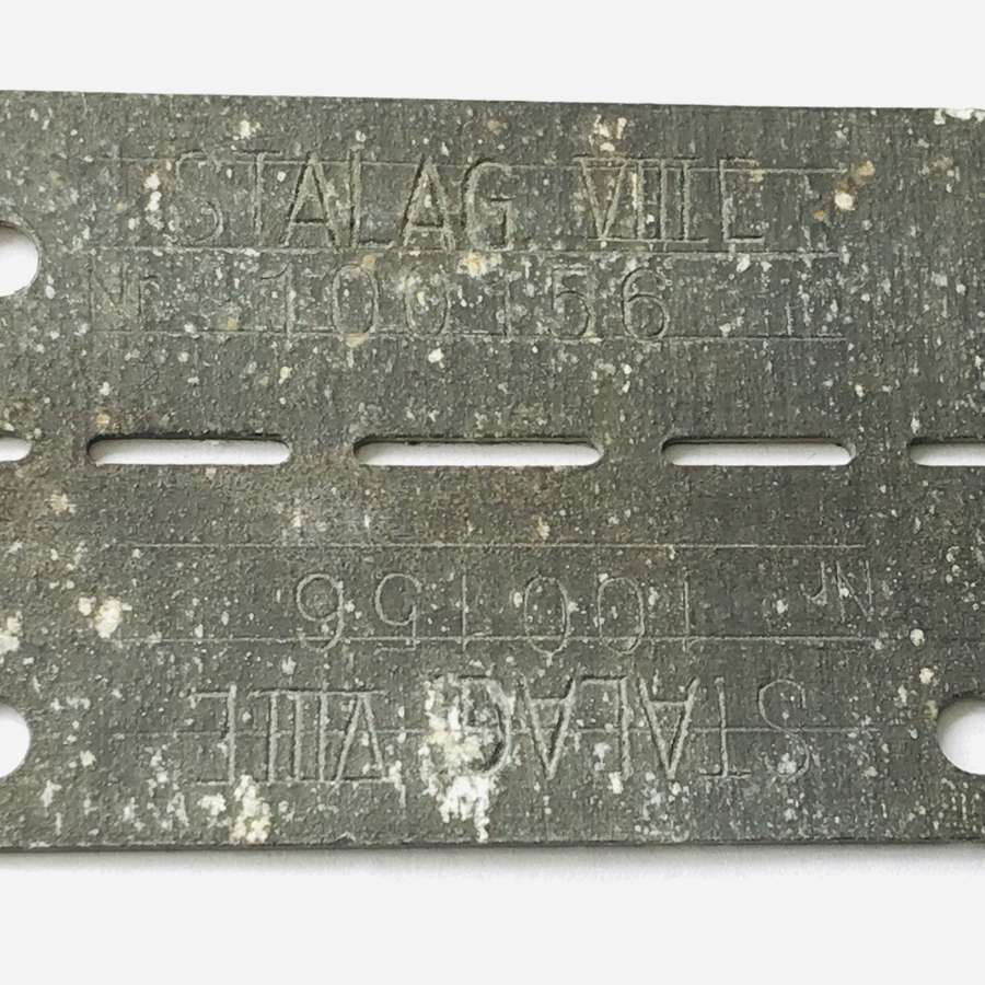 German issue POW ID tag for Stalag V111