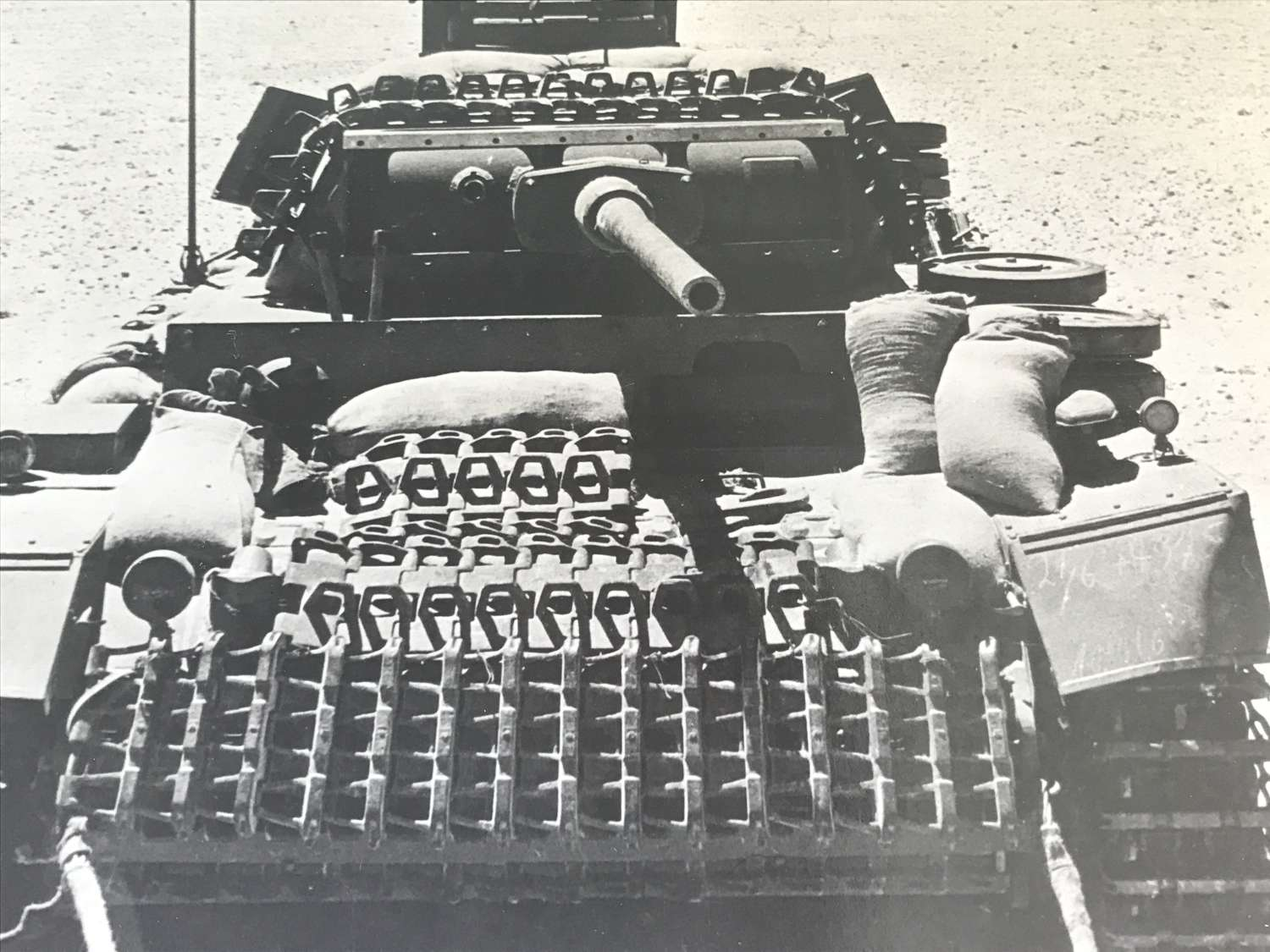 Captured  Mark 3 Panzer Press photo dated 1942