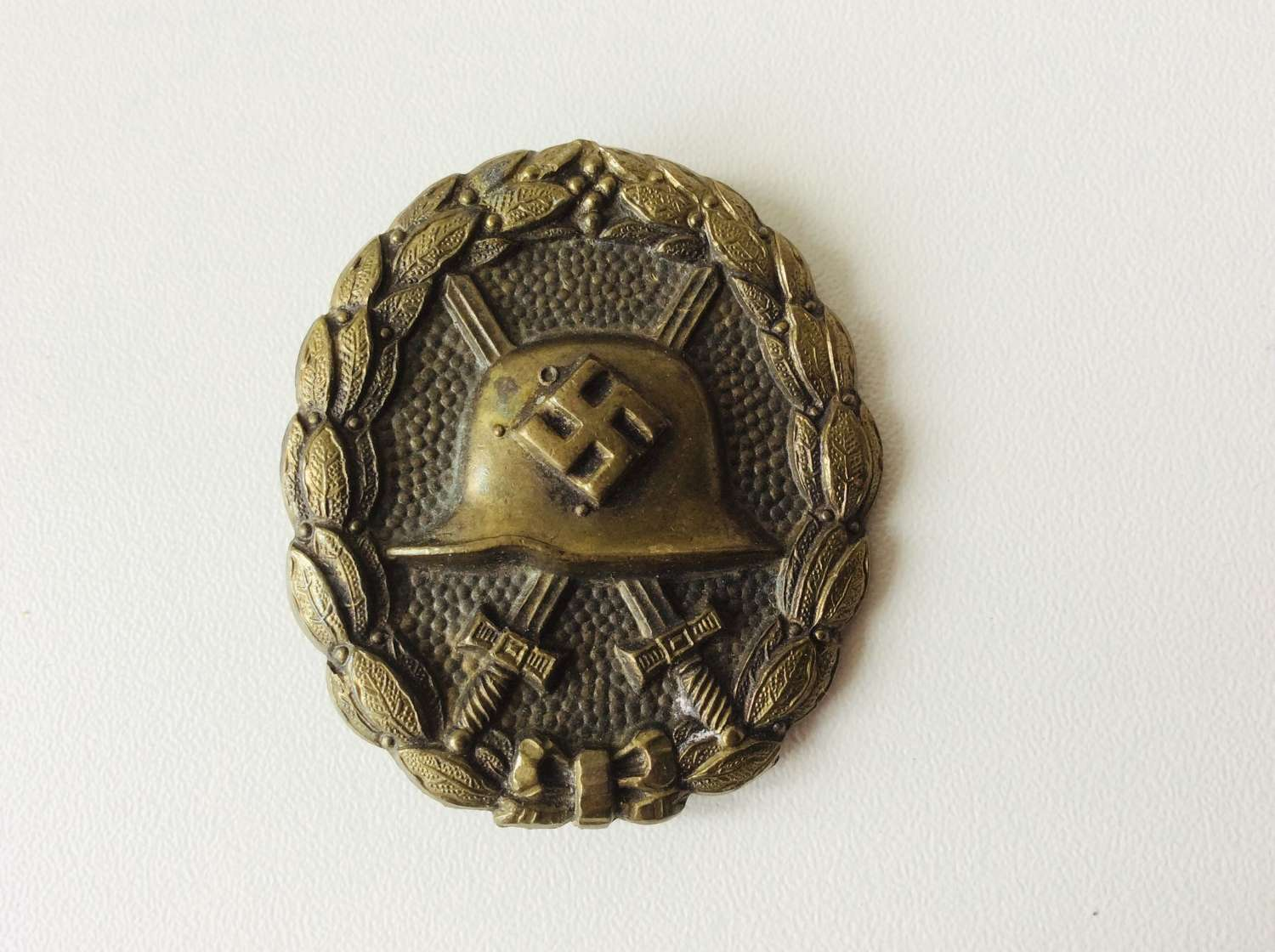 German Spanish wound badge