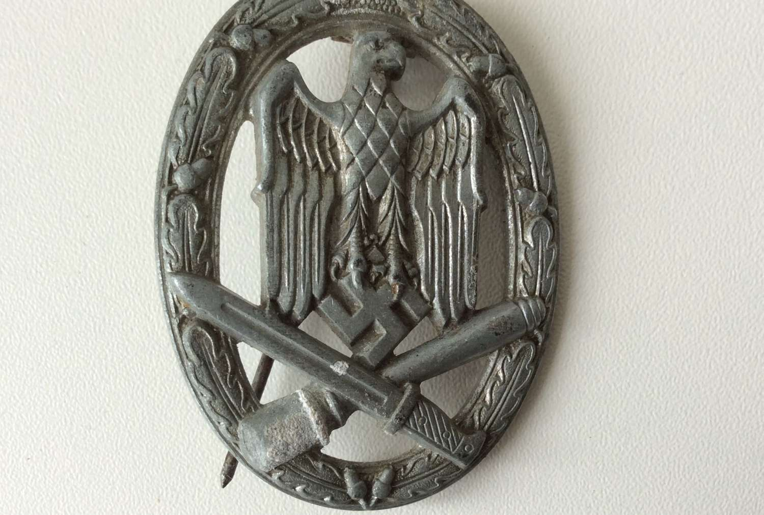 German general assault badge