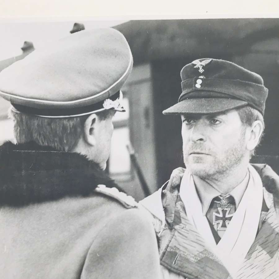 The eagle has landed Michael Caine film still
