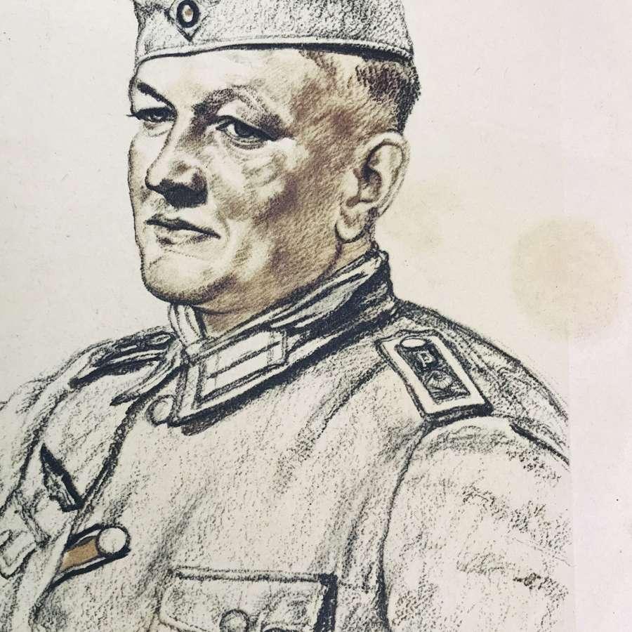 Feldwebel Jakob 1940 Willrich pamphlet