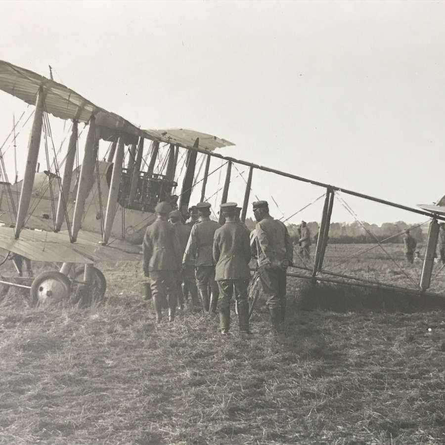 Vickers Gunbus photo 1916