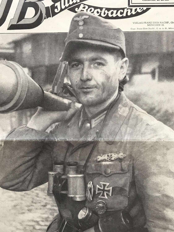 Illustrierter Beobachter dated 1st March 1945