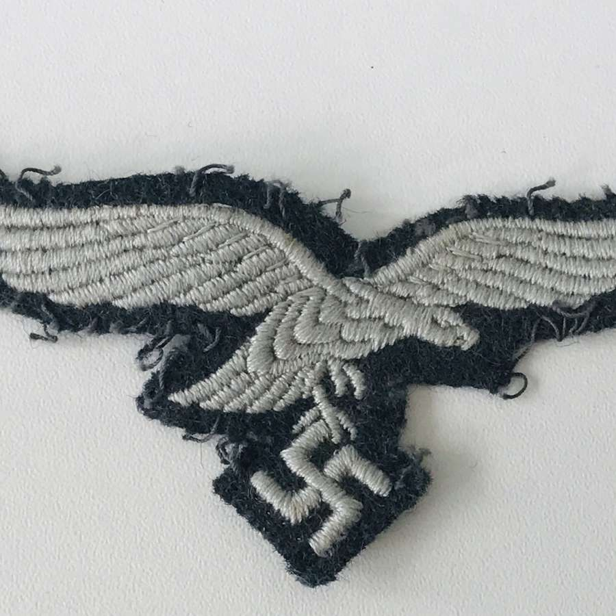 Luftwaffe tunic  removed Eagle