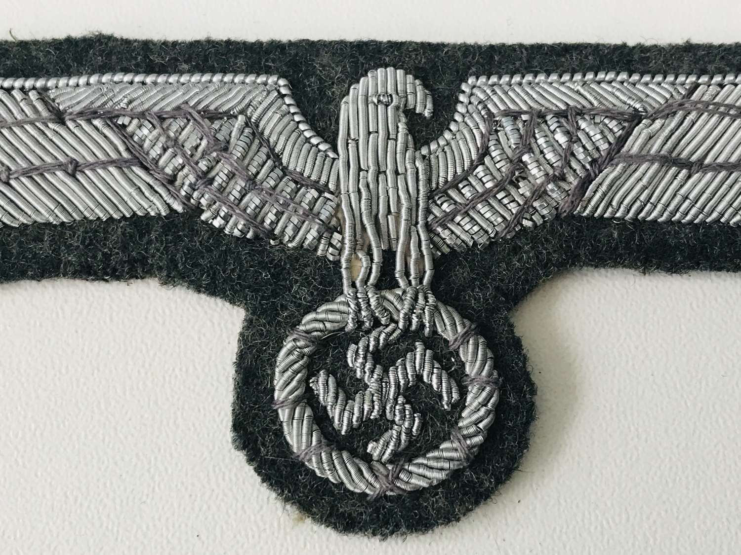 Officers breast Eagle