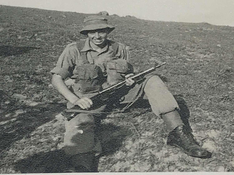 Ten photos of  British soldiers 1950s (SAS)?
