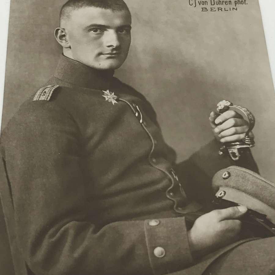 Lother Von Richthofen Sanke card number 526