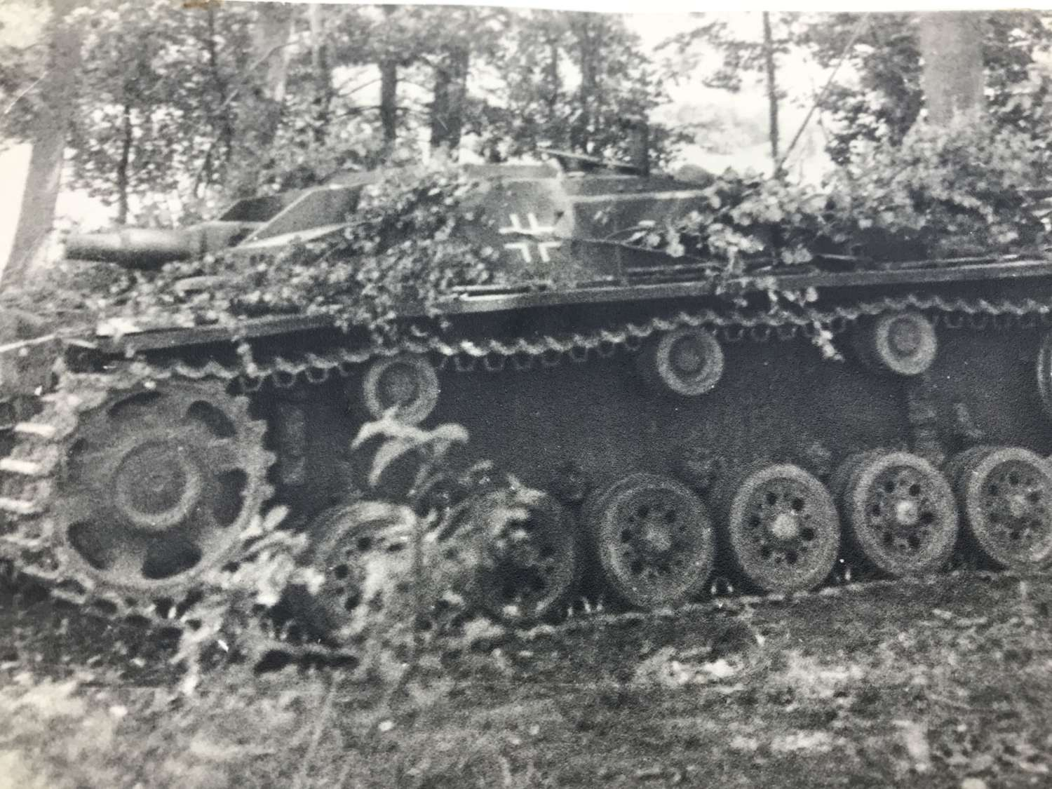 Stug photo dated 10/9/1943