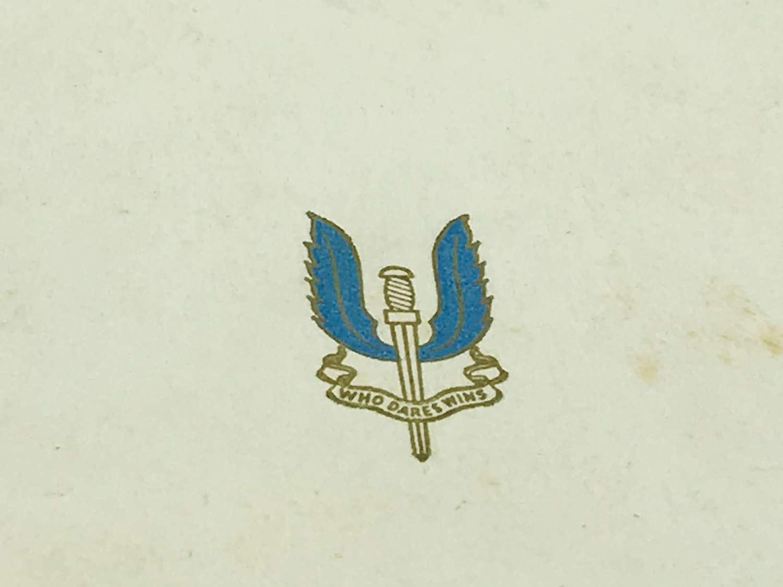 SAS Christmas card (Rhodesian)