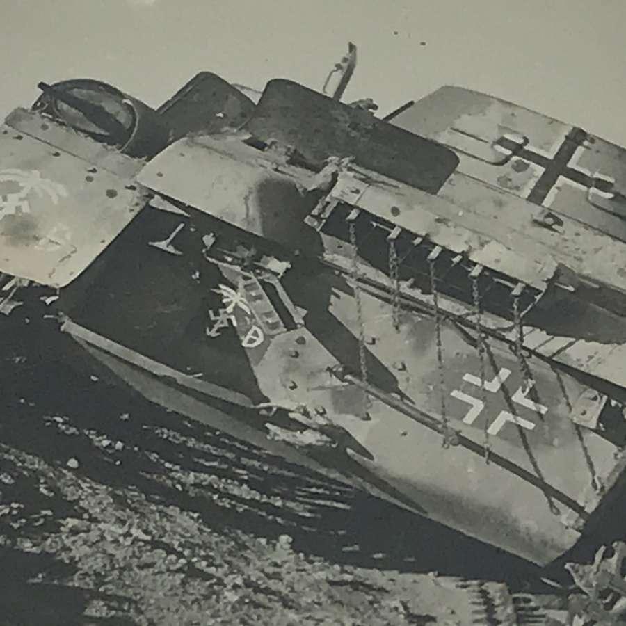 Panzer MK1 Afrika Corps photo