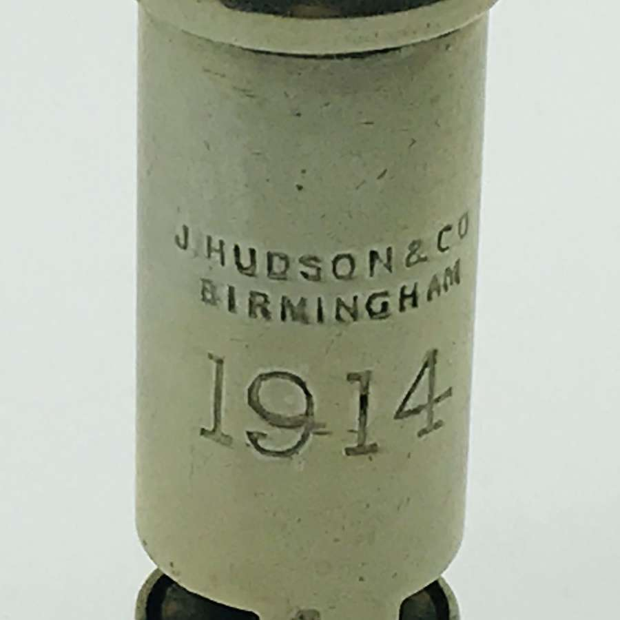 1914 whistle Birmingham made