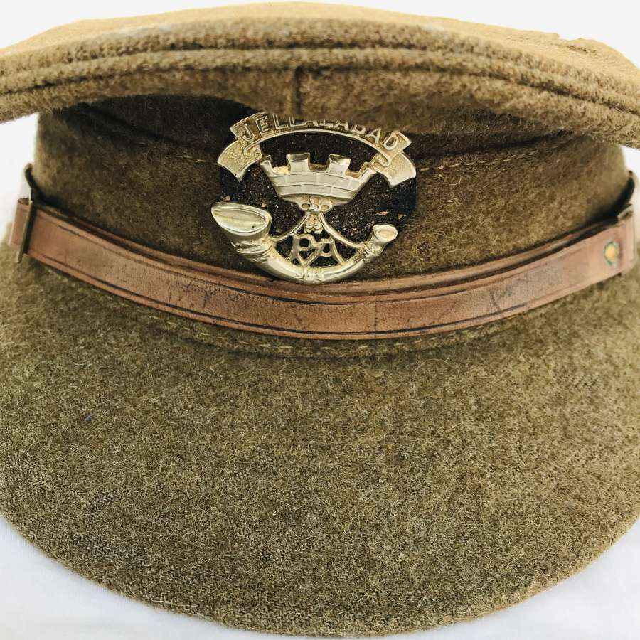 British 1905 pattern service cap