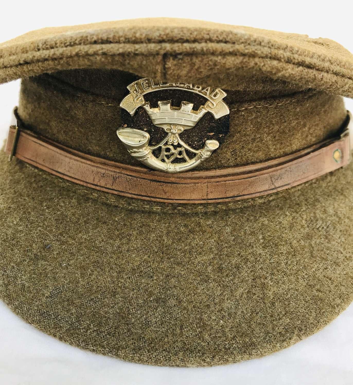 British 1905 pattern service cap