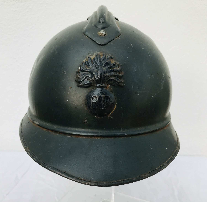 French helmet