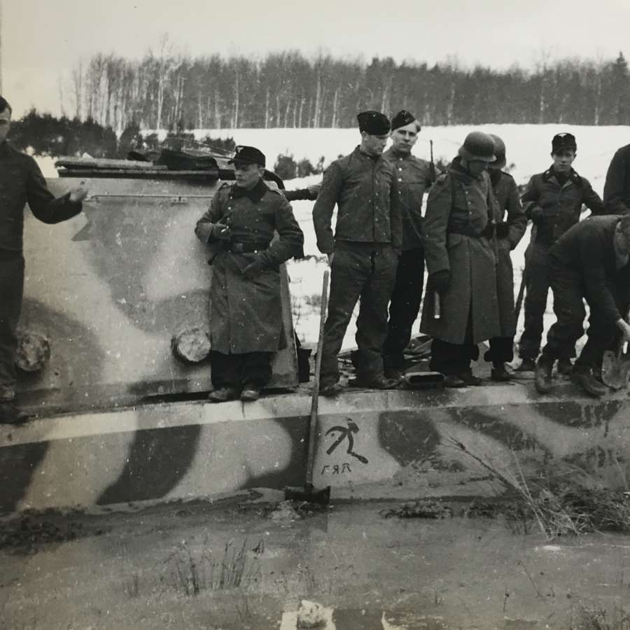 Panzer Mk V111  (Maus)