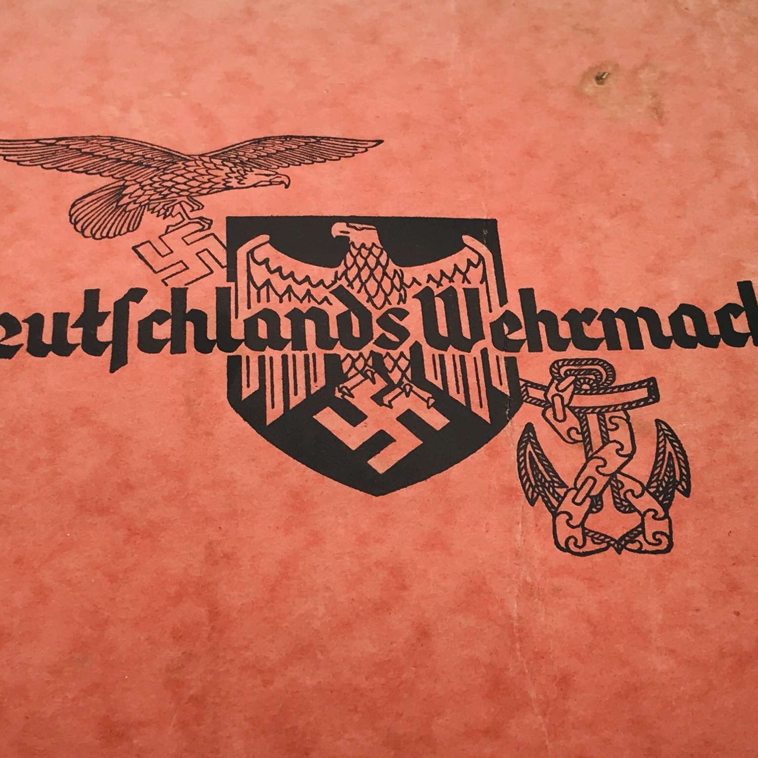 1938 publication on the German Armed Forces