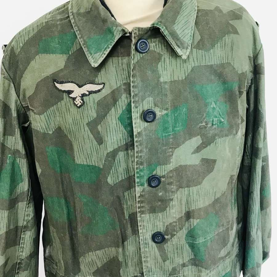 Reproduction M42  Luftwaffe Field Division camouflage smock