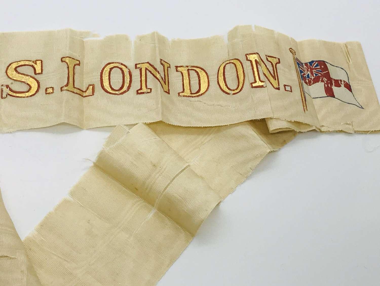 HMS London Tally