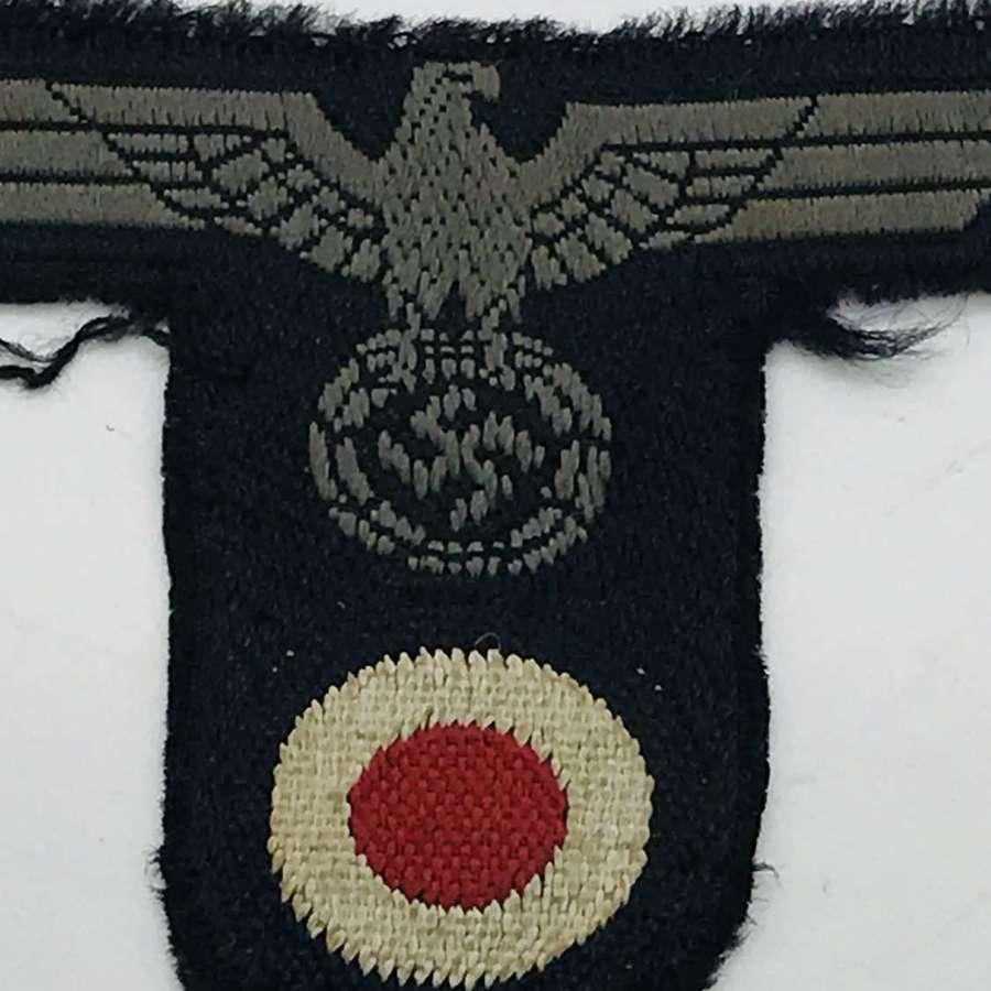 Panzer tee piece cap eagle