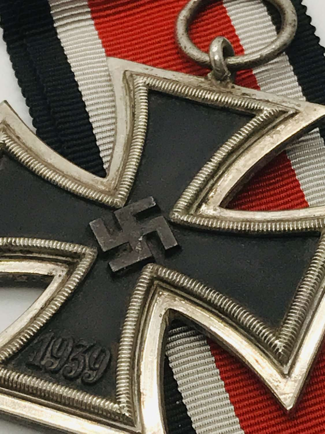 Iron Cross second-class with ribbon